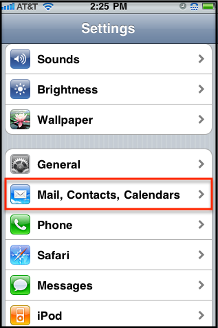 iphone exchange setup manually configure ios devices for email hosted on 9900
