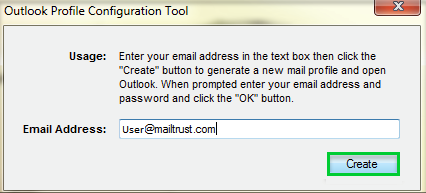 how to set up group emails on outlook 2010