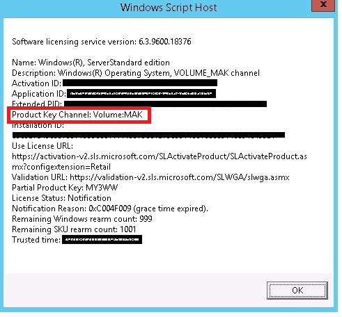 windows server 2012 r2 activation command line